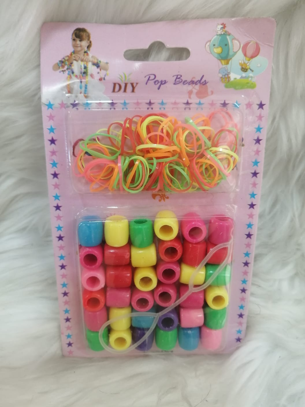 DIY Pop Hair bead