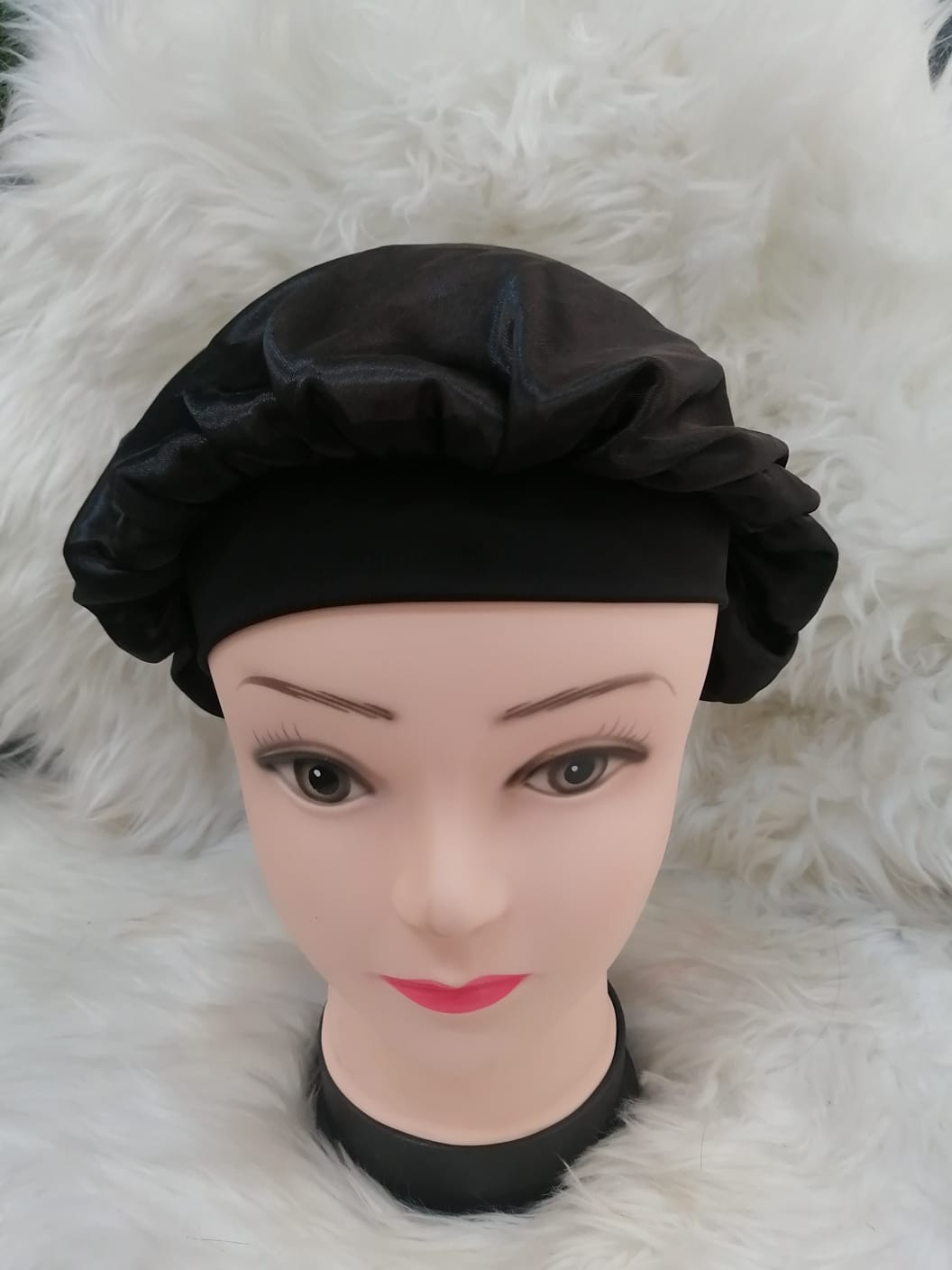 Silk Hair cap